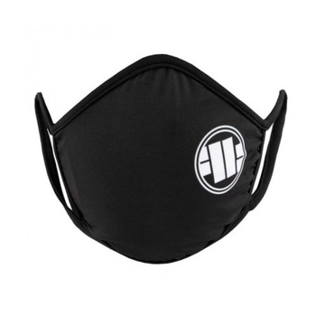 Maska PitBull czarna