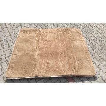 Wełniany materac 160x200 rehabilit. z wypełnieniem