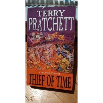 Thief of Time Pratchett