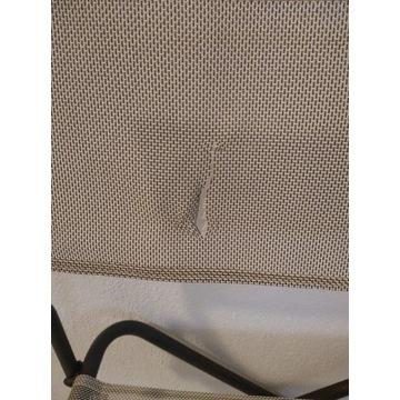 Krzesło kempingowe wędkarskie Lafuma