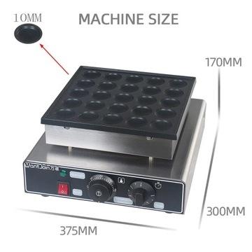 Maszyna do naleśników holenderskich pancakes gofry
