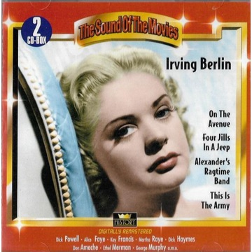 Irving Berlin - The Sound Of The Movies...(2CD)