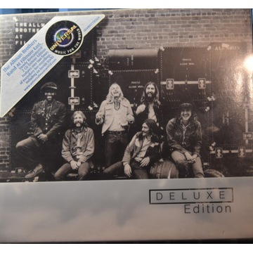 2CD Allman Brothers Band at Fillmore East - DELUXE