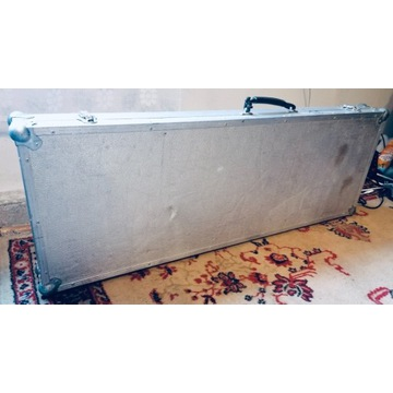 Aluminiowe case na bas gitarę basową gitara basowa