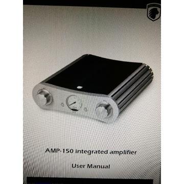 Instrukcja obsługi od wzm.zint. Gato Audio AMP-150