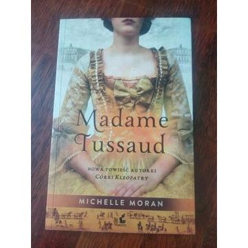"Książka ""Madame Tussaud"""