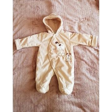 Kombinezon niemowlęcy r. 68, 6-9 miesięcy