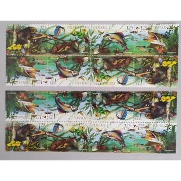 Fi 3951-54**- Fauna i Flora akwenów słodkowodnych