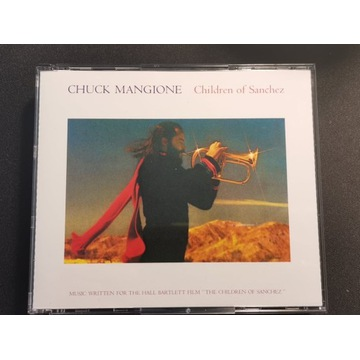 """[2CD] CHUCK MANGIONE  -  """" Children of Sanchez"""""""