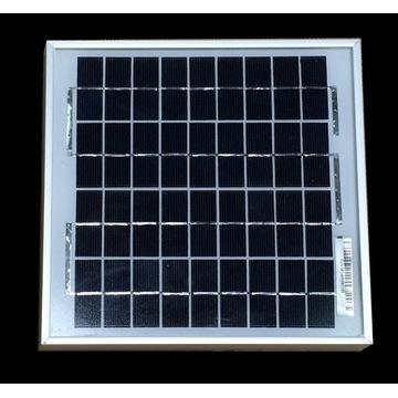 Panel słoneczny 12V 5 WATT bateria słoneczna