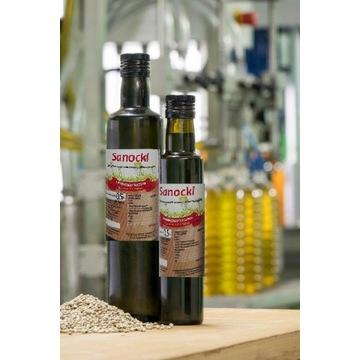 Olej rydzowy tłoczony na zimno 0,25L OlejeSanockie