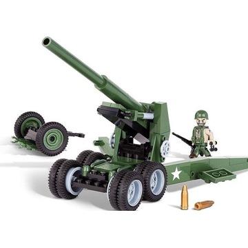 COBI 2369 Amerykańska armata polowa Unikat