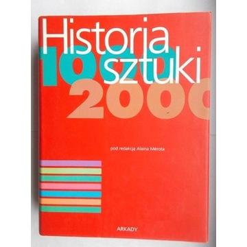 Historia sztuki 1000-2000 Merot