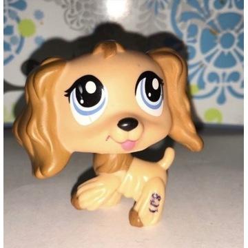 Littlest Pet Shop Cocker Spaniel Dog