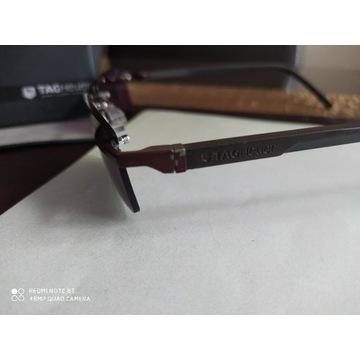 Oprawki okulary TAG Heuer
