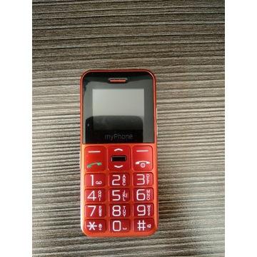 myPhone HALO EASY SOS uszkodzony