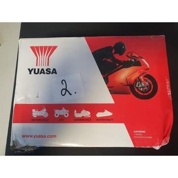 AKUMULATOR MOTOCYKLOWY YUASA Y50-N18L-A 21.1 AH