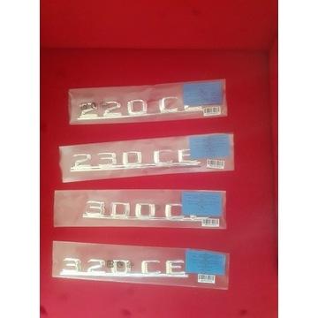 Emblemat w124 ce znaczek 220ce 230ce 300ce 320ce