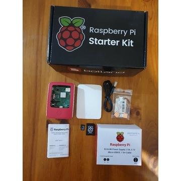 Raspberry Pi 3 B+ Wifi radiatory miedziane
