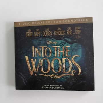 Soundtrack Into The Woods - 2CD Deluxe Edition