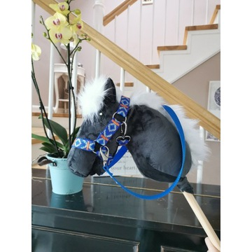 Koń Hobby Horse na kijku - Aria + zestaw