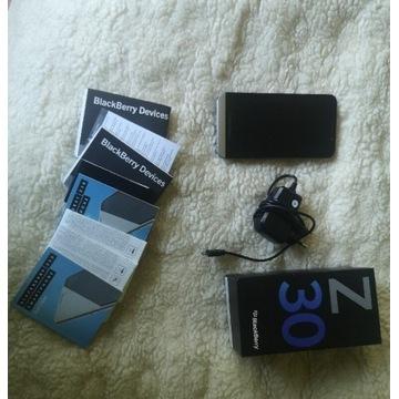 BLACKBERRY Z30 SMARTFON TELEFON OKAZJA ZESTAW