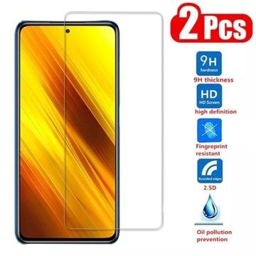 Poco X3 Pocophone X3 Szkło ochronne 2 szt.