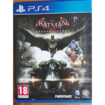 Batman Arkham Knight PS4 PL wersja polska