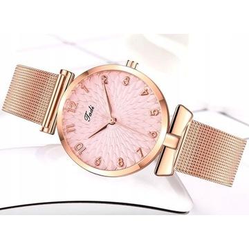 Stylowy zegarek damski LICYTACJA  OD 1 ZŁ