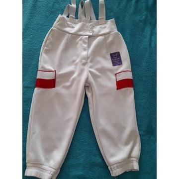 Spodnie szermiercze Jiang