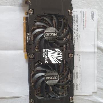 GTX 1080 Inno 3D Twin X2 8GB cena do negocjacji.