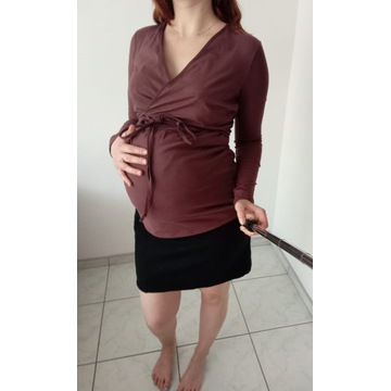 Bluzka tunika ciążowa boobdesign r. M