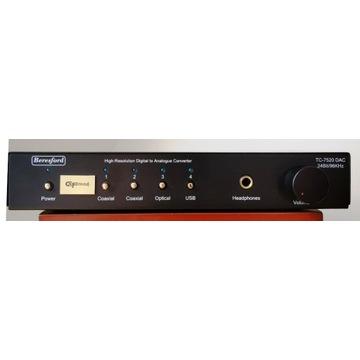 Przetwornik cyfrowo-analogowy DAC Beresford TC7520