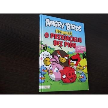 KsiążkaANGRY BIRDS Opowieść o przyjacielu bez piór