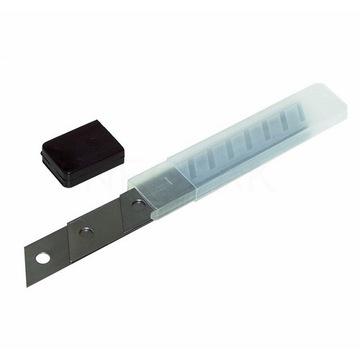 ostrza wymienne 18 mm 10 szt. pudełko wyprzedaż