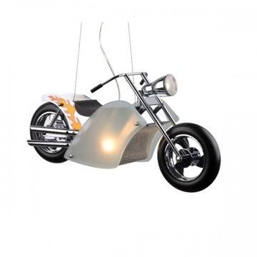 żyrandol lampa wisząca motor motocykl harley