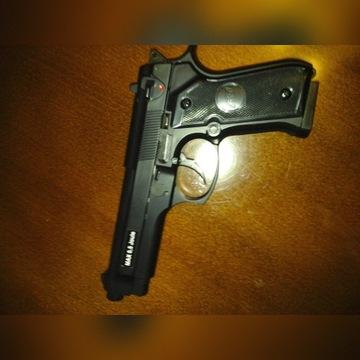 Pistolet wiatrówka ASG CZ-01