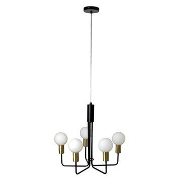lampa wisząca Homebase 5-ramienna