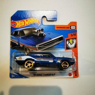 Hot Wheels 70 Dodge ChargerR/T