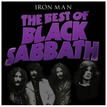 Black Sabbath Iron Man: The Best Of