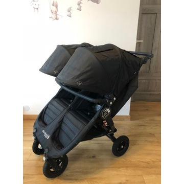 Baby Jogger City Mini GT double - bliźniaczy