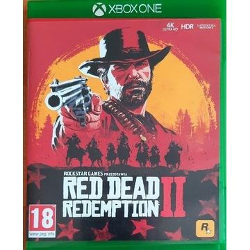 Red Dead Redemption 2 (xbox one)+ gratis fifa 19