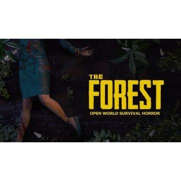 THE FOREST - DOŻYWOTNIE KONTO STEAM!