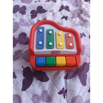 Pianino a'la dzwonki