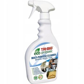 TRI-BIO, Probiotyczny Uniwersalny Spray Czyszczący