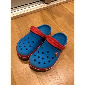 Crocs - buciki dla chłopca w super stanie