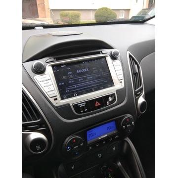 RADIO NAWIGACJA HYUNDAI ix35/TUCSON 2009-2015