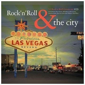 Rock'n'roll & The city 3 płyty CD składanka