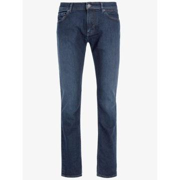 NAPAPIJRI jeansy Lund Wint Slim Fit W30 - oryginal