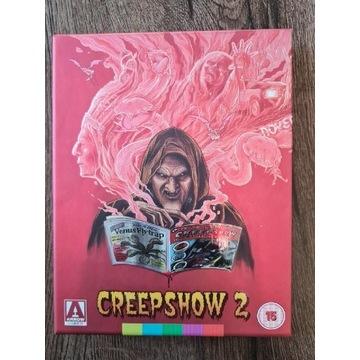 Creepshow 2 Blu-Ray Arrow Video Edycja Limitowana